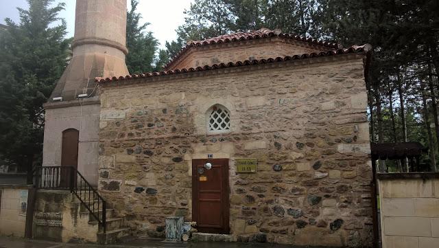 Şeyh Hüsamettin Tekke Camii - Kastamonu, Taşköprü