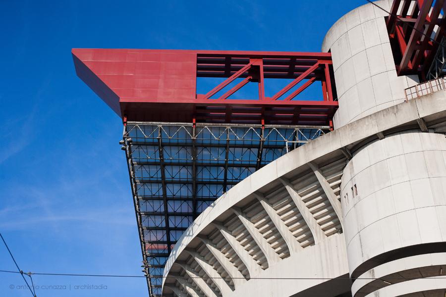 stadi calcio architettura