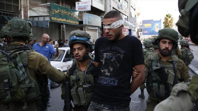 Israel arresta a 450 palestinos por incitación en Facebook