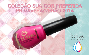 UNHAS SEMPRE COLORIDA BY LORRAC