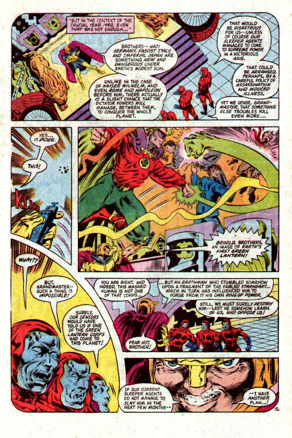 Read online Secret Origins (1986) comic -  Issue #22 - 16