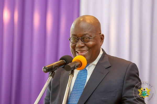 President Nana Akufo-Addo names Cabinet