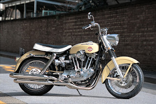 xrh sportster evolution by sundance tribute to xlh and xr side right