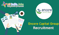 Encore Capital Group Recruitment