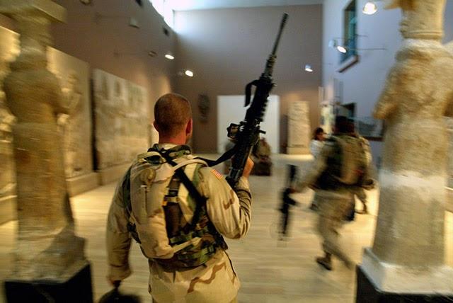 iraque, guerra, stargate
