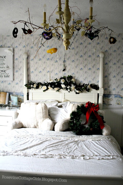 Grim Brothers, Decorating, Girly, Princess Room, Sleeping Beauty, Fairies, Swans, Masks