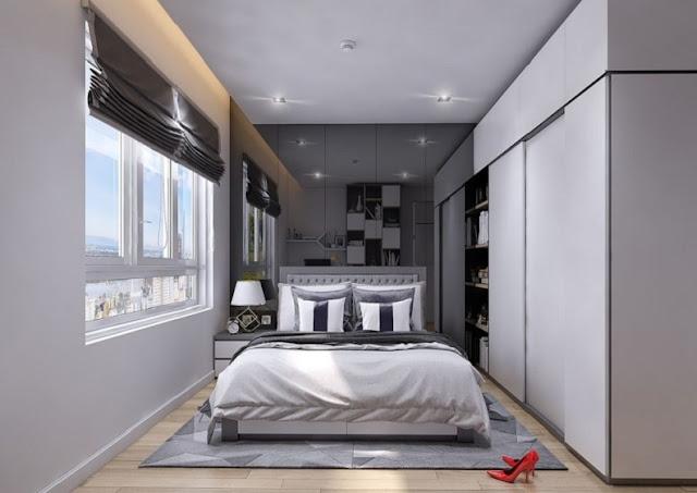 Tư vấn thiết kế căn hộ 69m2 độc đáo và ấn tượng - H4