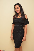 South Actress Amulya in short black dress at Kalamandir Foundation 7th anniversary Celebrations ~  Actress Galleries 005.JPG