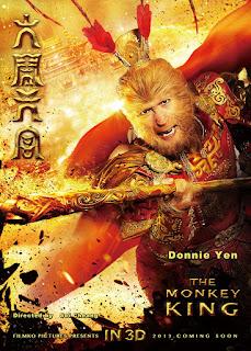 The Monkey King (2014) ไซอิ๋ว 3D ตอน กำเนิดราชาวานร
