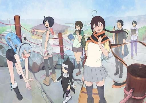 Hình ảnh Yozakura Quartet Tsuki ni Naku
