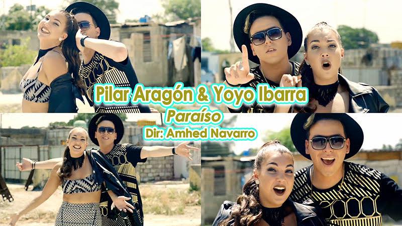 Pilar Aragón & Yoyo Ibarra - ¨Paraíso¨ - Videoclip - Director: Amhed Navarro. Portal Del Vídeo Clip Cubano