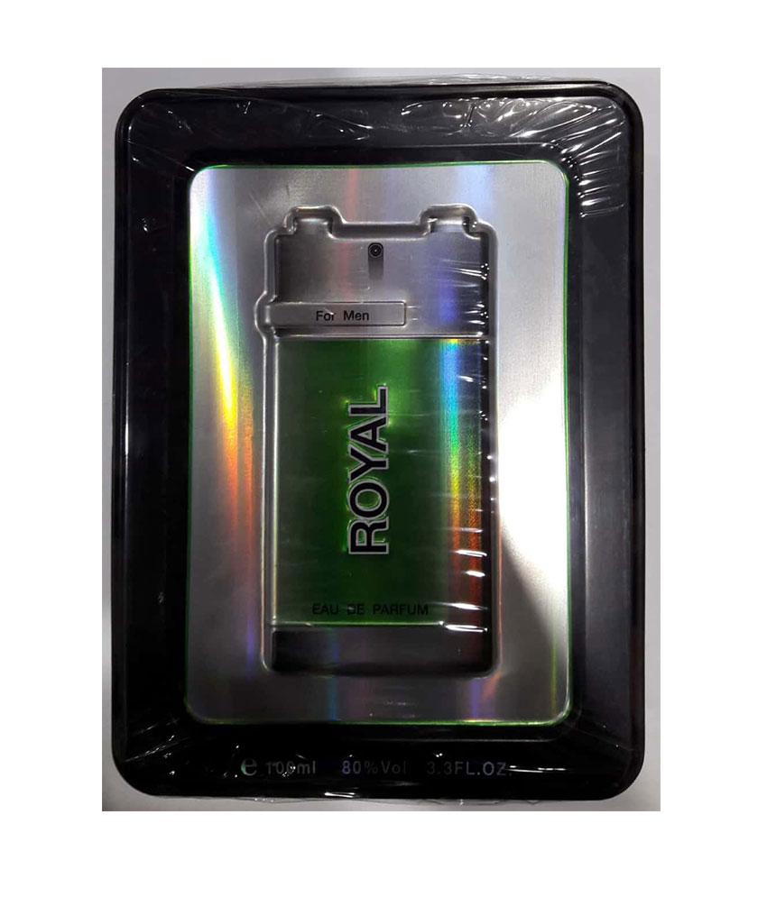 Royal Black For Men Sellion Perfume 100 ML