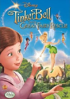Ver Campanilla 3 (Tinker Bell and the Great Fairy Rescue) (Campanilla y el gran rescate) (2010) Online