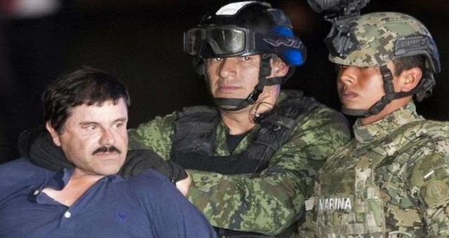 """Los 28 asesinatos que atribuyen a """"El Chapo"""" Guzmán."""