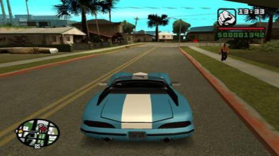 Gta San Andreas screenshot 2