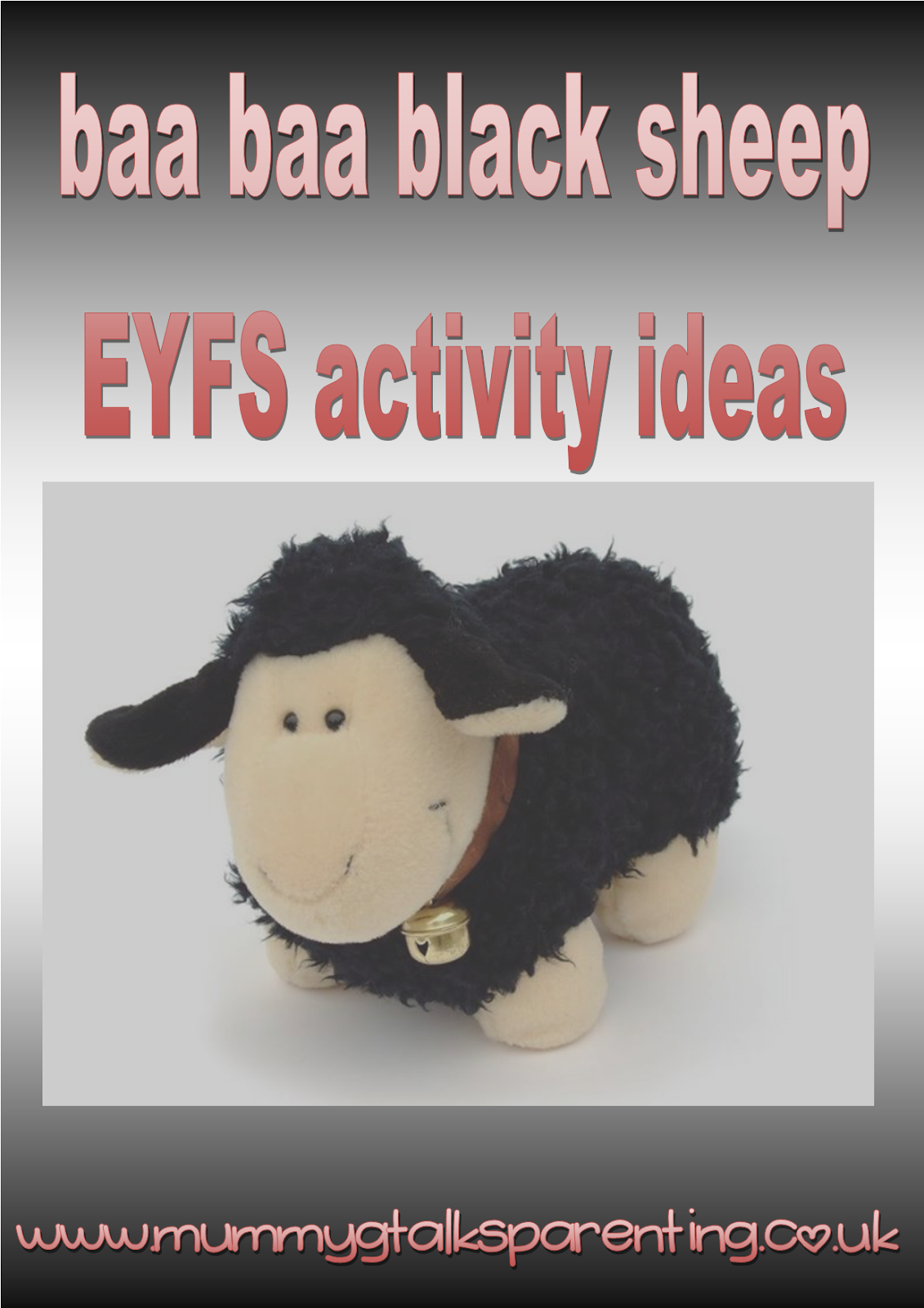 Baa Baa Black Sheep Eyfs Activity Ideas Mummy G Talks Parenting