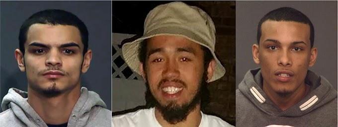 """Federales detienen dominicanos de la ganga """"Santa Pandilla"""" en El Bronx y los acusan de conspiración y narco"""