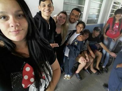 Escola Yolanda realiza Gincana da Criança em Cananéia