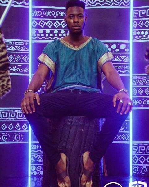 Yemi-Alade-Black-Panther-Wakanda-themed-Birthday-Party-8