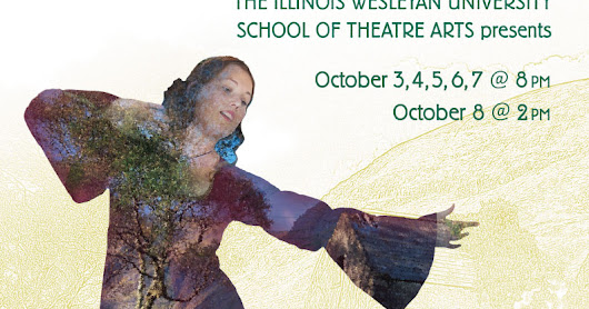 IWU Theatre 2017-18: LUGHNASA and SOUTH PACIFIC Casts, Lab Theatre Info