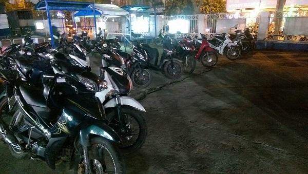 Cho thuê xe máy tại sân bay Đà Nẵng
