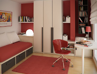 desain minimalis kamar anak surrabaya
