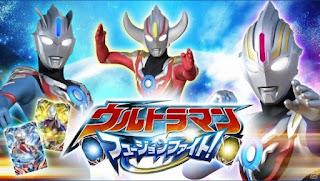 Game Ultraman Orb Mod Apk