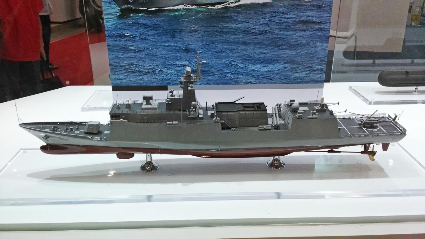 Defense Studies Government Confirms Hyundai Shipbuilder