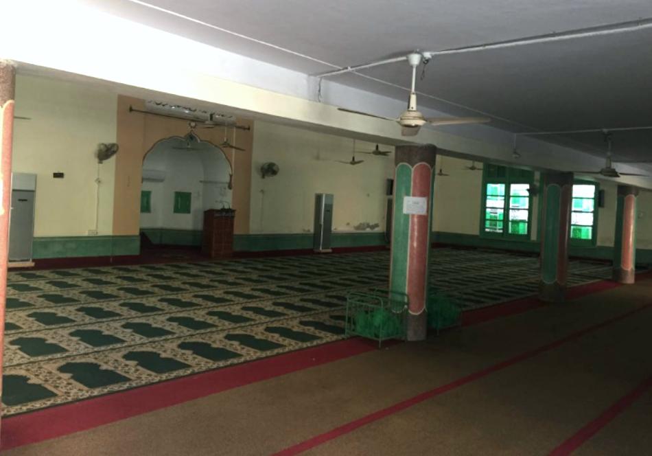 Ahmadiyya Mosques com: April 2018