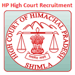HPHC District Judge Recruitment