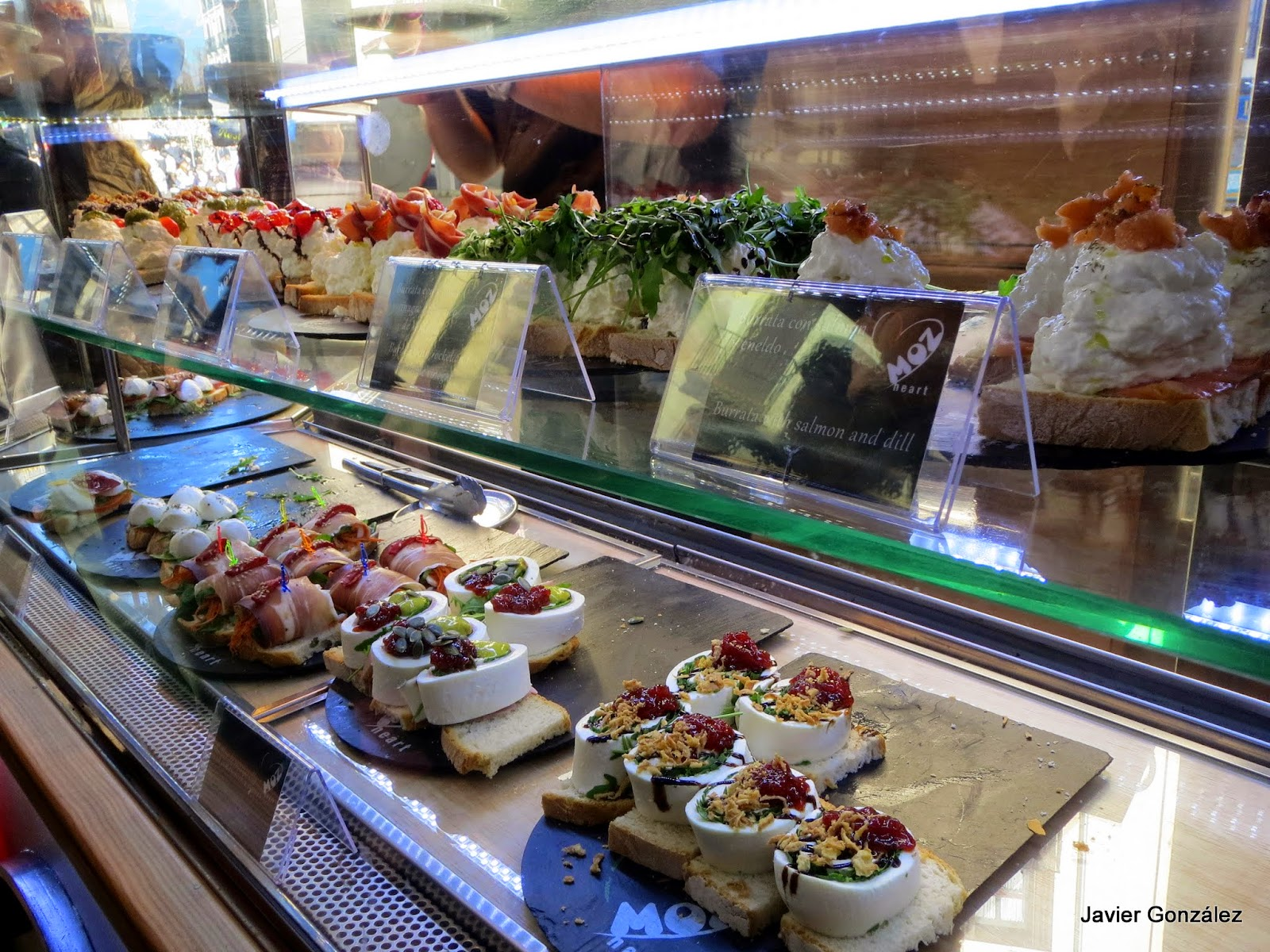 Mercados gastronómicos y con encanto de Madrid