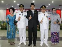Anthony Siahaan Pimpin Siantar, H. Zulkarnain, SH, M.Si Pimpin Tebing Tinggi