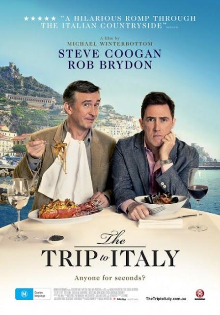 The Trip to Italy / Ταξίδι στην Ιταλία (2014) ταινιες online seires oipeirates greek subs