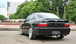 Yang Harus diperhatikan ketika mengganti Velg Toyota Great Corola Yang Harus diperhatikan ketika mengganti Velg Toyota Great Corola