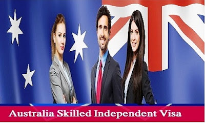 Australia Skilled Independent Visa