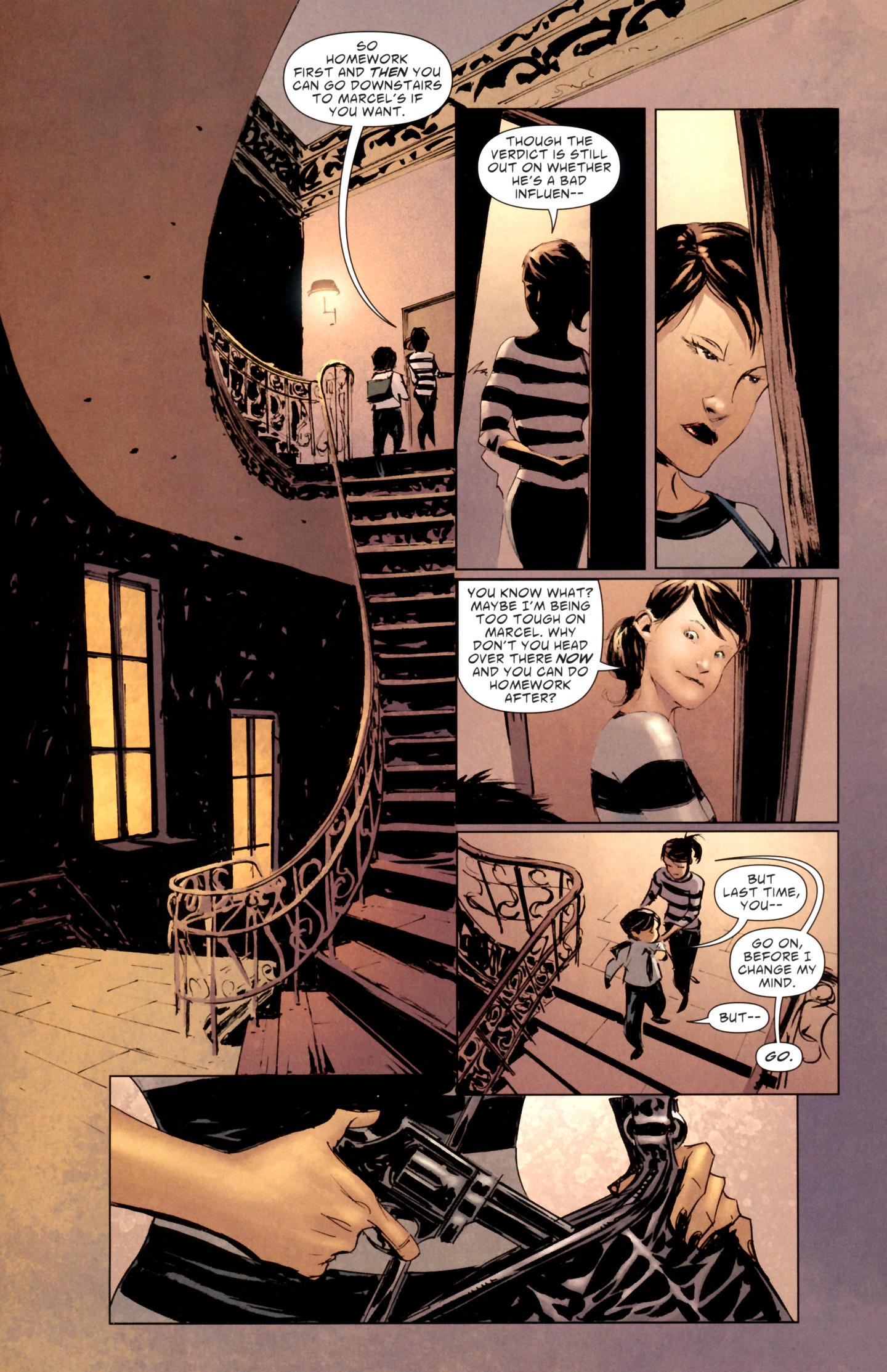 Read online American Vampire: Lord of Nightmares comic -  Issue #1 - 22