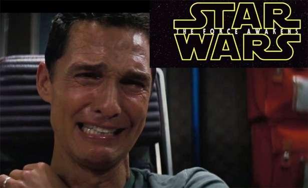 donna rita - conversa de café - Star Wars episódio VII