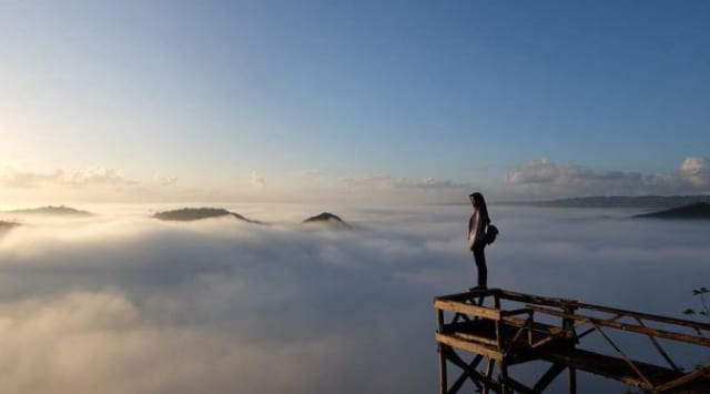 Bukit Mojo Gumelem, Dlingo, Bantul