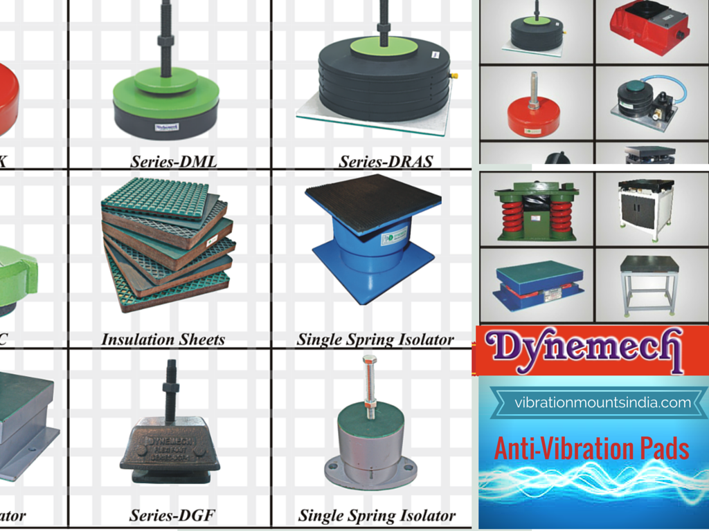 Dynemech Systems Vibration Control March 2015