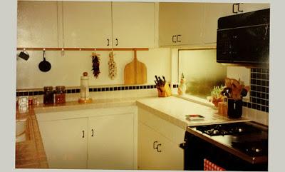 Original Mid Century Modern Kitchen Lighting Soft and Elegant Color Photo New 2016