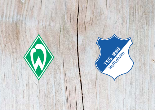Werder Bremen vs Hoffenheim - Highlights 19 December 2018