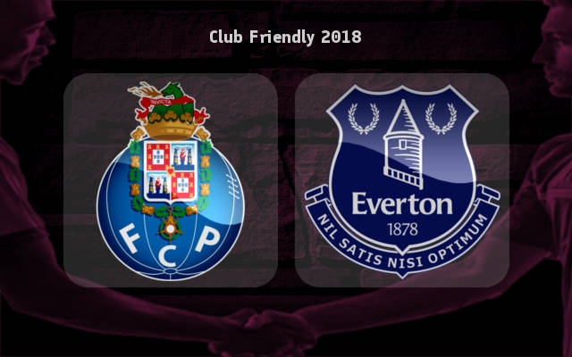 FC Porto vs Everton - Highlights - 22 July 2018