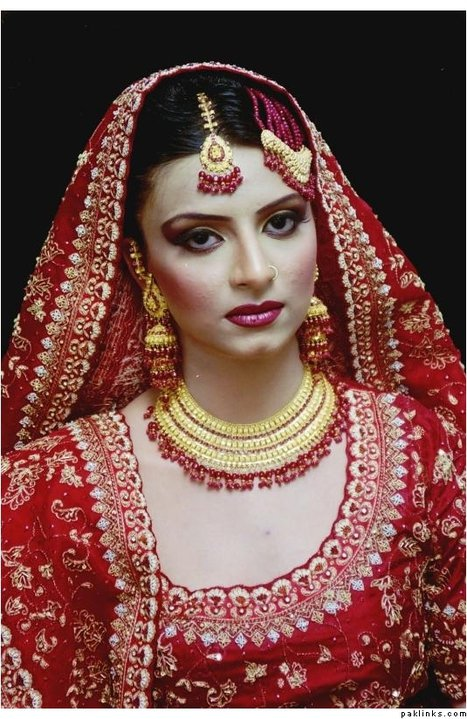 dulhan hair style lahore dulhan pictures asian 7922