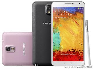Spesifikasi dan harga Samsung Galaxy Note 3 SM-N900 terbaru