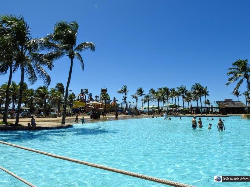 Maremoto - Beach Park - parque aquático do Ceará