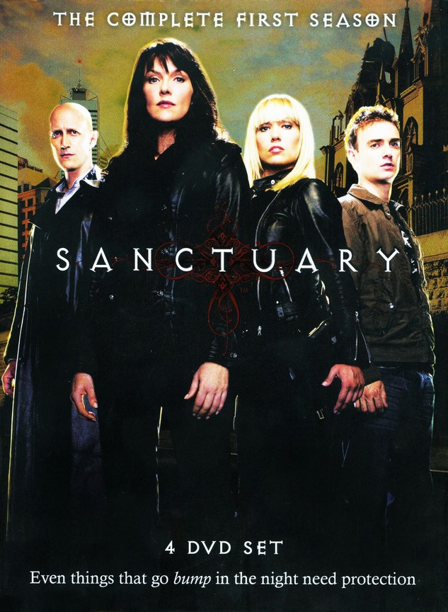 Sanctuary - Season 1