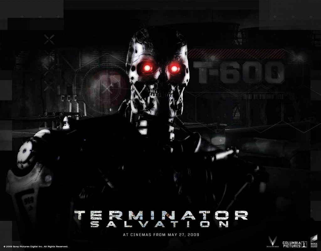 terminator salvation wallpaper hd - photo #25