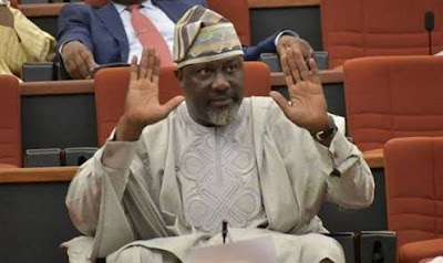 Dino Melaye's recall process fails as INEC releases results