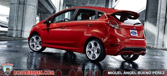 Ford Fiesta ST, 200 CV desvelados en Los Ángeles | Rosarienses, Villa del Rosario