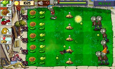 Plants Vs  Zombies xap Download Free Game for Windows Phone